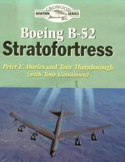 Cover of: Boeing B-52 | Tony Thornborough