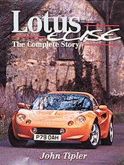 Cover of: Lotus Elise
