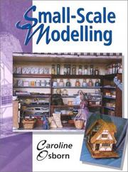 Cover of: Small-Scale Modelling