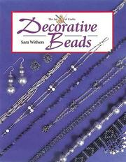 Cover of: Decorative Beads (Art of Crafts)