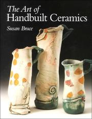 Cover of: The art of handbuilt ceramics