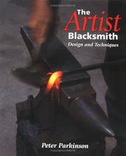 Cover of: The Artist Blacksmith | Peter Parkinson
