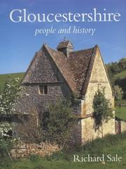 Cover of: Gloucestershire | Richard Sale