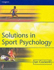 Cover of: Solutions in Sport Psychology
