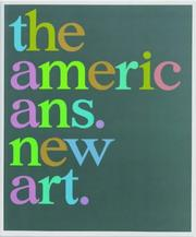 Cover of: The Americans-New Art
