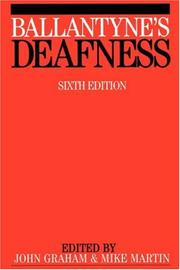 Cover of: Ballantyne's Deafness