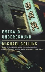 Cover of: emerald underground | Collins, Michael