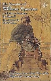 Cover of: The narrative of William Spavens