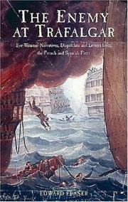 Cover of: The Enemy at Trafalgar | Edward Fraser