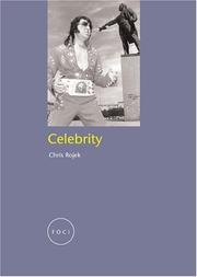 Cover of: Celebrity (Reaktion Books - Focus on Contemporary Issues)