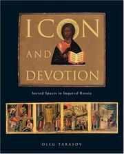 Cover of: Icon and Devotion