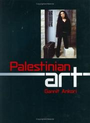 Cover of: Palestinian Art