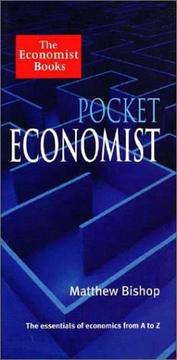 Cover of: Pocket Economist