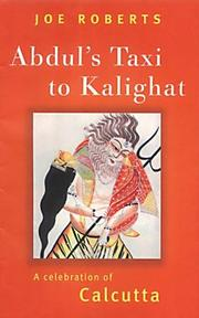 Cover of: Abdul's taxi to Kalighat