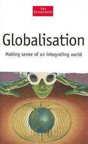 Cover of: Globalisation