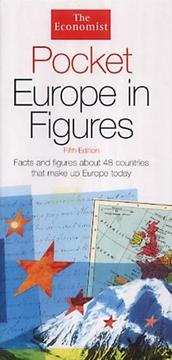 Cover of: Pocket Europe in Figures | Economist Publications