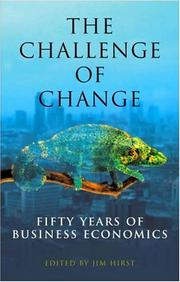 Cover of: The Challenge of Change