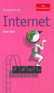 Cover of: Essential Internet
