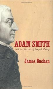 Cover of: Adam Smith and the Pursuit of Liberty