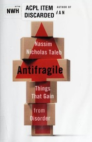 Cover of: Antifragile