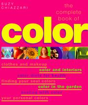 Cover of: complete book of color | Suzy Chiazzari
