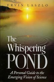 Cover of: Whispering Pond | Laszlo, Ervin