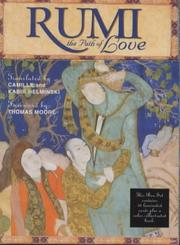 Cover of: Rumi the Path of Love