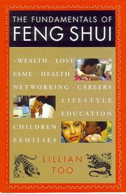 Cover of: The Fundamentals of Feng Shui