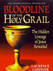 Cover of: The Illustrated Bloodline of the Holy Grail