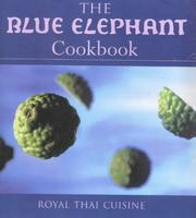 Cover of: The Blue Elephant Cookbook