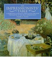 Cover of: The Impressionists' Table