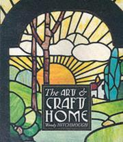 Cover of: The Arts and Crafts Home