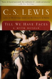 Cover of: Till We Have Faces: A Myth Retold
