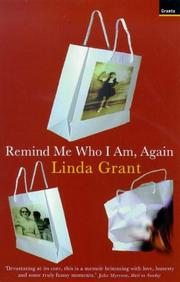Cover of: Remind Me Who I Am, Again