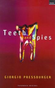 Cover of: Teeth and spies