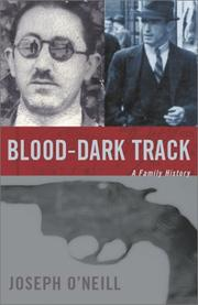 Cover of: Blood-Dark Track