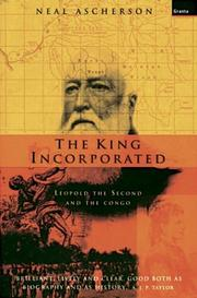 Cover of: The King incorporated