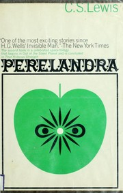Cover of: Perelandra: a novel