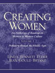 Cover of: Creating Women | Jean Gould Bryant
