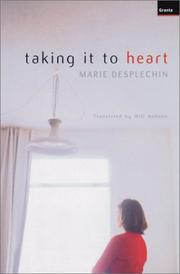 Cover of: Taking It to Heart