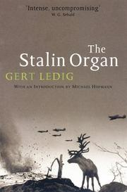 Cover of: The Stalin Organ