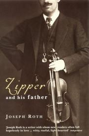 Cover of: Zipper and His Father