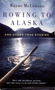 Cover of: Rowing to Alaska