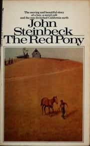 Cover of: Red Pony The by John Steinbeck