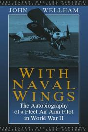 Cover of: WITH NAVAL WINGS