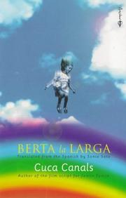 Cover of: Berta la larga