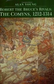 Cover of: Robert the Bruce's Rivals