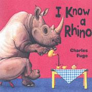 Cover of: I Know a Rhino