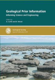 Cover of: Geological Prior Information