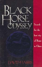 Cover of: Black horse odyssey